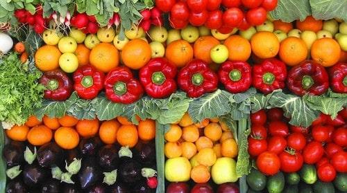 Употребление фруктов и овощей снижает смертность на 42%