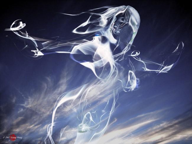 Воздух — проводник вселенского информационного поля