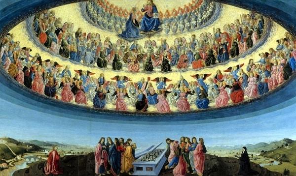Жизнь после смерти в представлении  разных религий