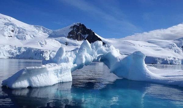 10 необычных находок, обнаруженных в Антарктиде