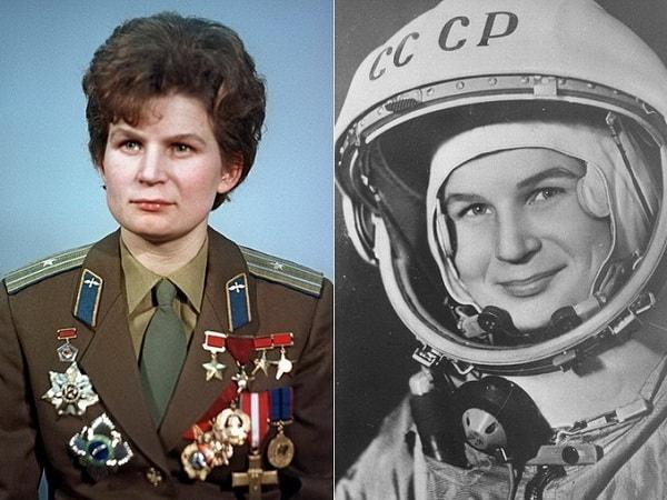 Неизвестные факты о полете Валентины Терешковой