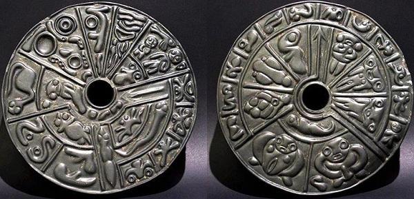Древние артефакты: тайна «генетического диска»