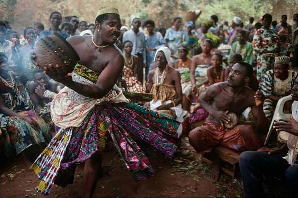 Африка – древнейший материк колдовства и магии