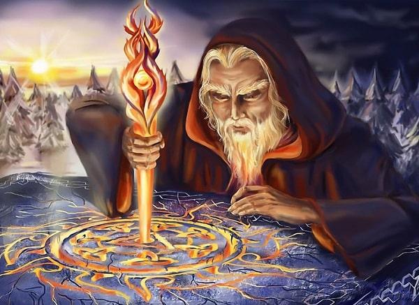 Исследование магии: система направлений. Часть 1