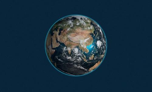 Земля уникальна: жизнь на ней не погибла