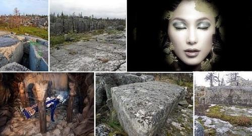 Запрещенные находки: Тисульская принцесса
