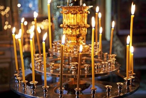 Приметы и суеверия про церковные свечи