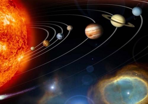 Тайны и загадки Солнечной системы