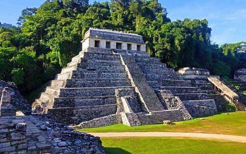 Как древние майя представляли устройство мира