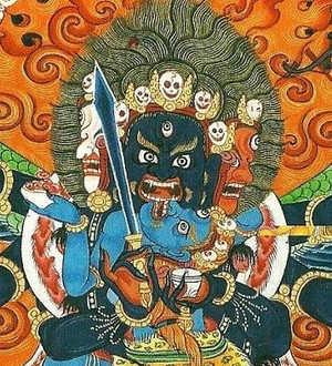 Книга мертвых: таинственный артефакт Тибета