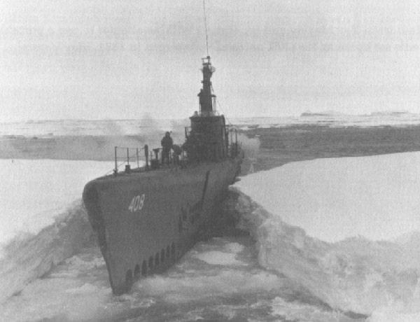 Секретная база Гитлера: что советские подводники нашли в Антарктиде