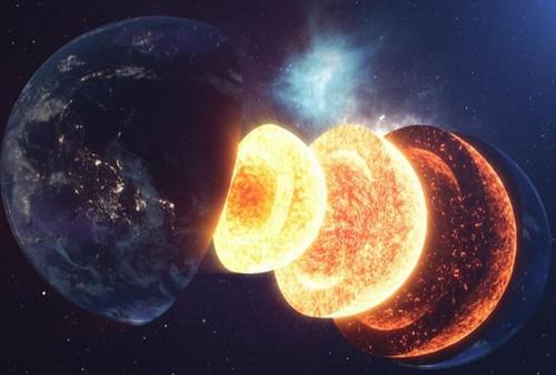 Почему ядро Земли горячее