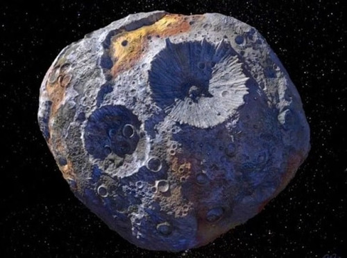 Можно ли построить город на астероиде
