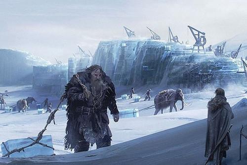 Цивилизация гигантов: великаны на Земле