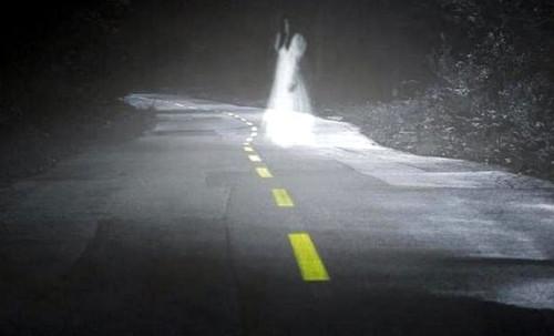 Феномен призраков с точки зрения науки