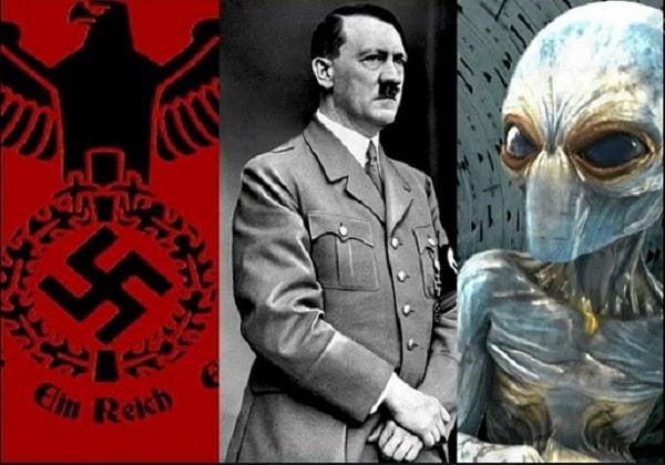 Теория внеземных контактов нацистов