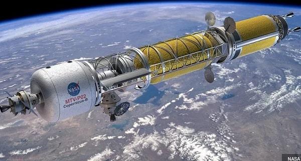 Преимущества скорости: что дадут ракеты на ядерном топливе