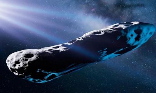 Как разгадать тайну межзвездного странника Оумуамуа