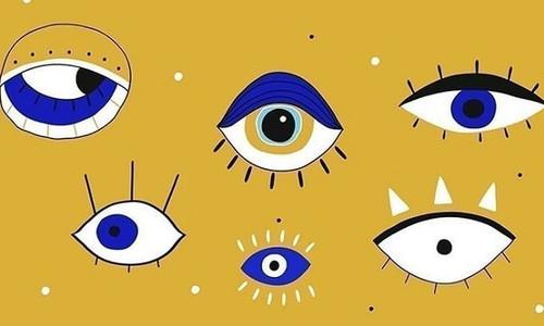 Тест: выберите глаз и узнайте свою тайну