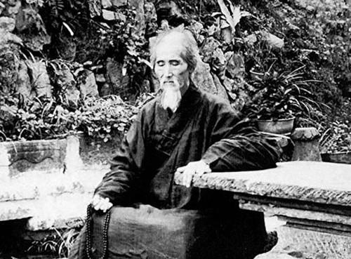 Необычный случай с монахом Сюй Юнем