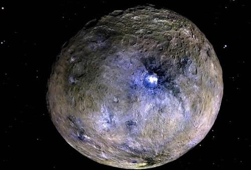 Почему ученым так интересна Церера