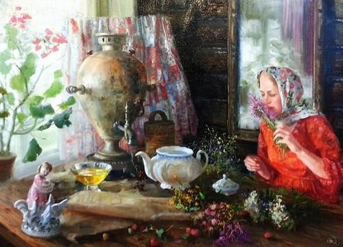 Секреты древних русских знахарок