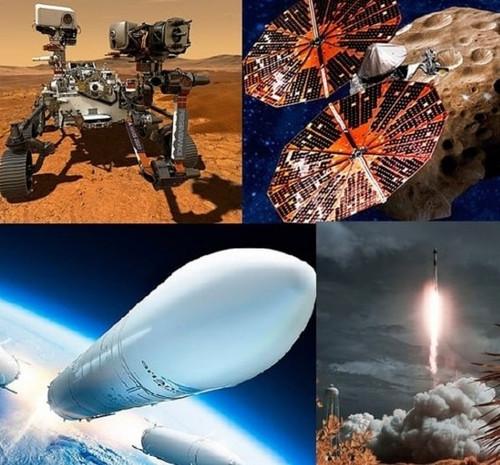 Космический рывок: 2021 год войдет в историю