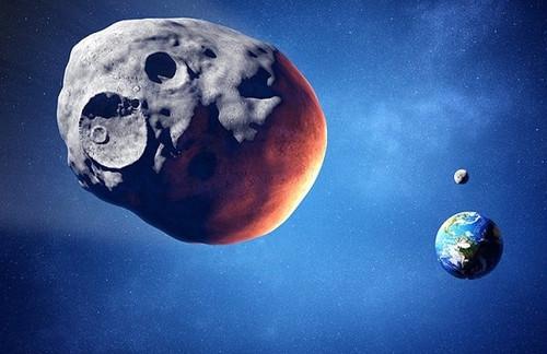 Загадки самых необычных астероидов
