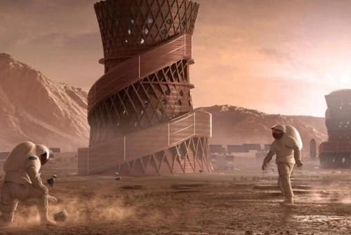 Какими будут дети, рожденные на Марсе