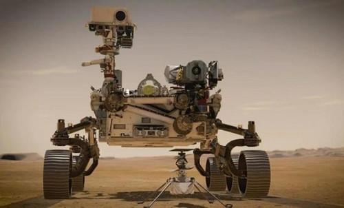 Почему марсоход Perseverance так важен для человечества