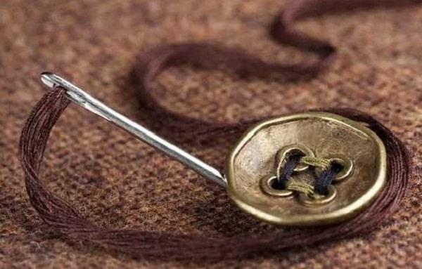 Пуговица: старинный оберег, инструмент привлечения денег