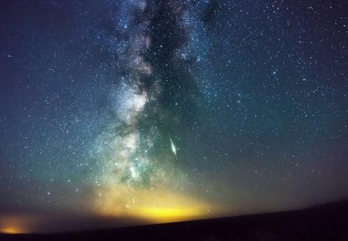 Что расположено в центре Млечного Пути