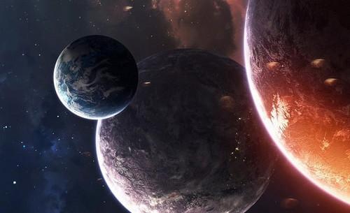 Необычная версия: в глубине Земли находятся обломки другой планеты