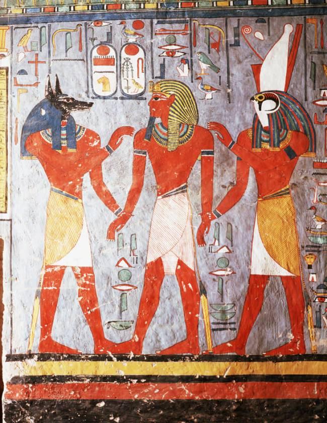 Предки человека – гибриды людей и животных