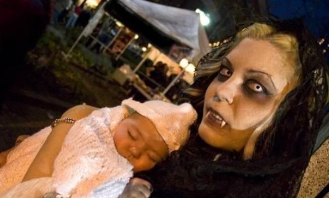 Загадка необычных вампиров