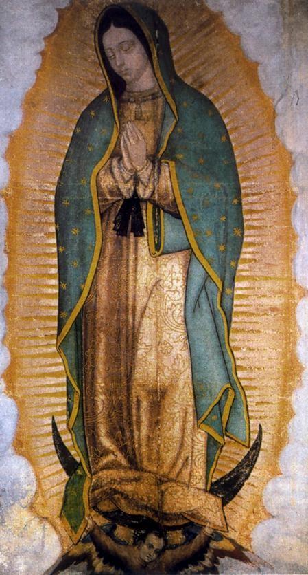 Загадка иконы Девы Марии, феномен ее глаз