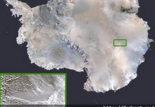 Энерго-порталы Антарктиды – ворота в параллельные миры