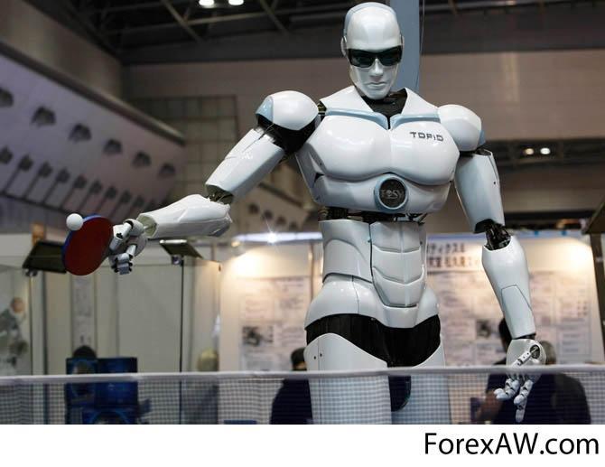 Роботы прошлых веков