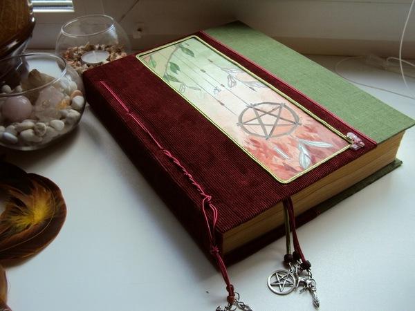 Книга Теней – ритуальный инструмент ведьмы