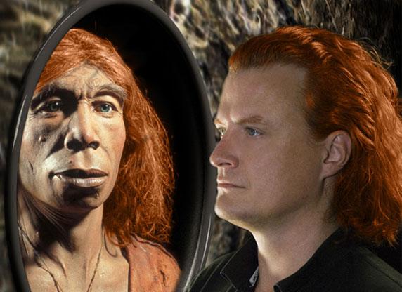 Параллельная цивилизация: неандертальцы