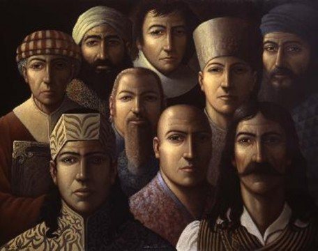 Картинки по запросу Союзе Девяти Неизвестных», управляющих миром