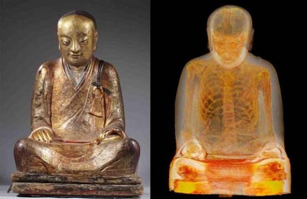 О необычном процессе самомумификации монахов